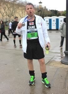 Post Barcelona marathon
