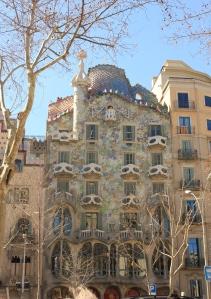 Barcelona gaudi