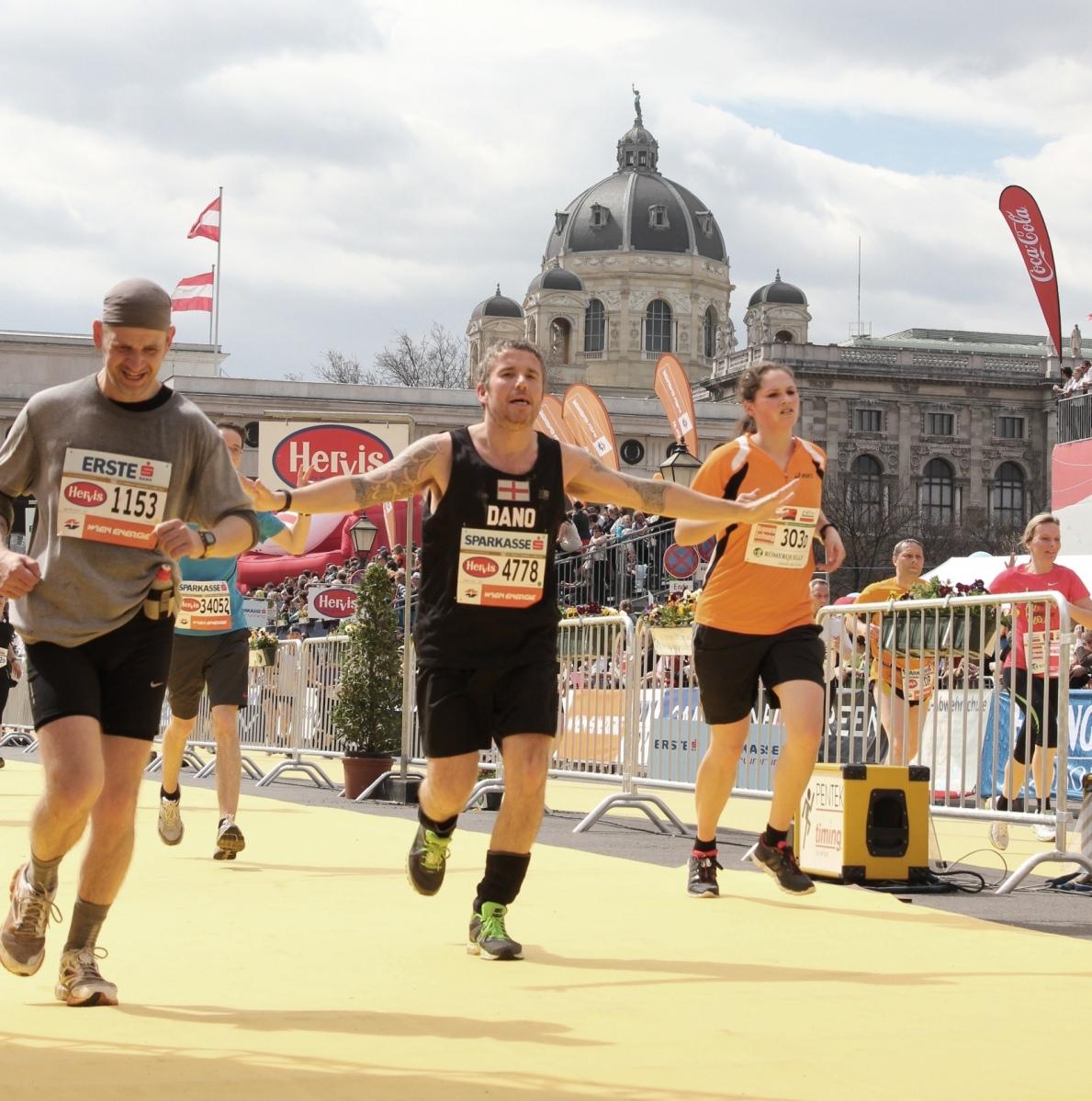 Vienna City Marathon: Ohhhh Vienna
