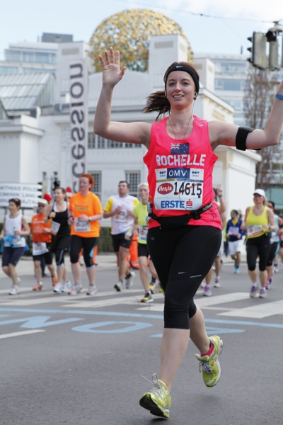 Picture of woman running