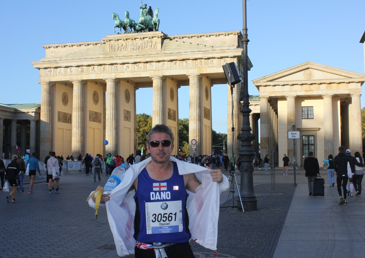 Berlin Marathon: My First European