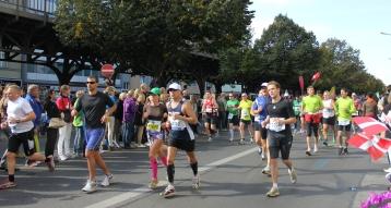 Berlin Marathon runners