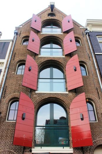 Amsterdam shutters