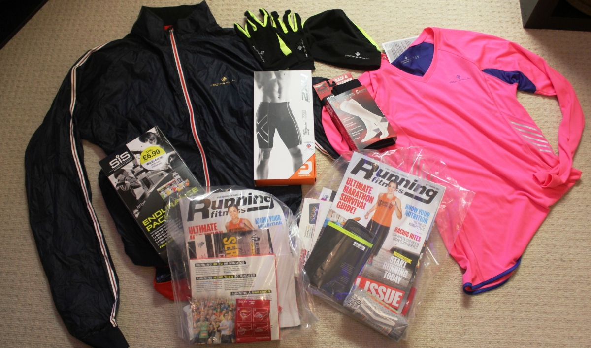 Picture of running gear