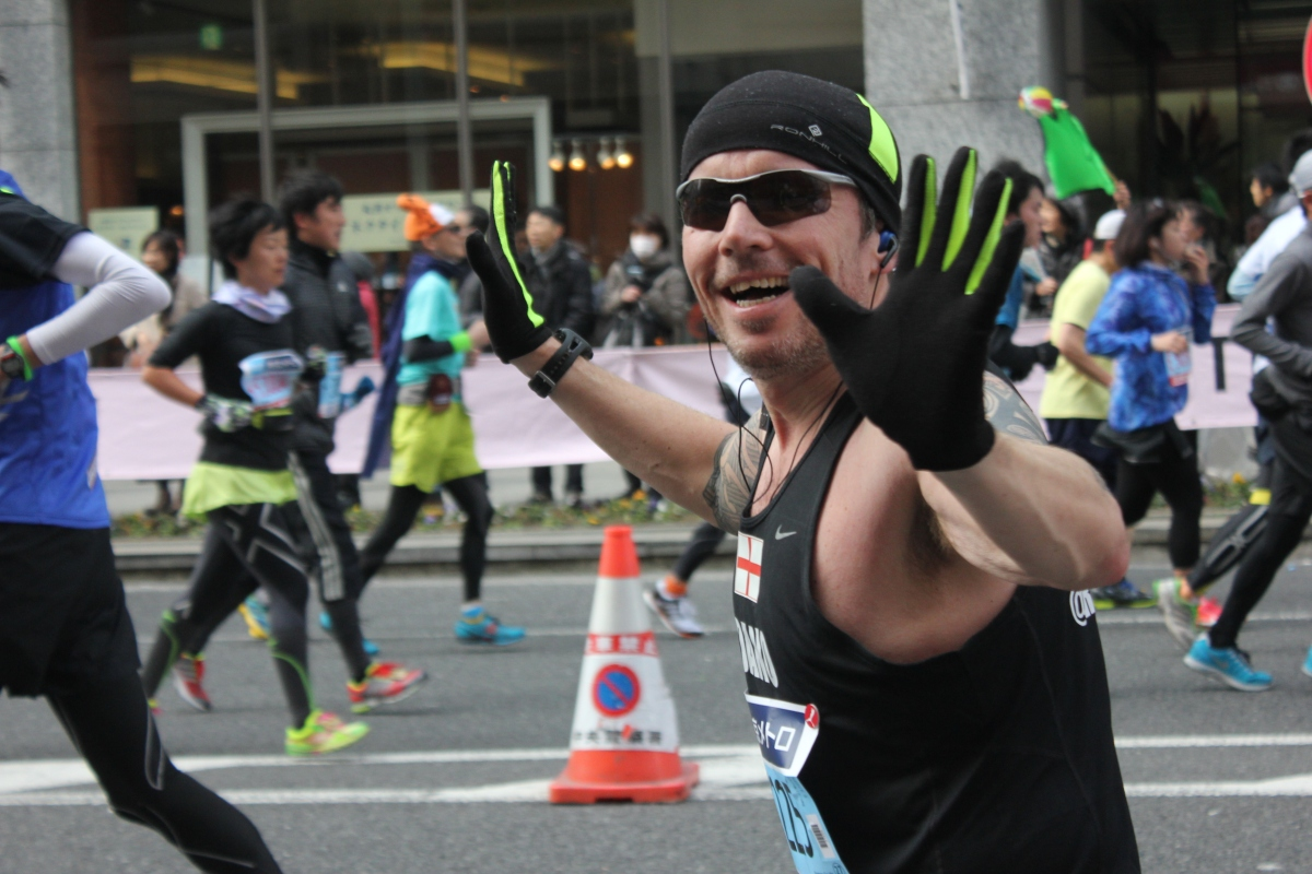 Tokyo Marathon: Halfway to all WMMs!
