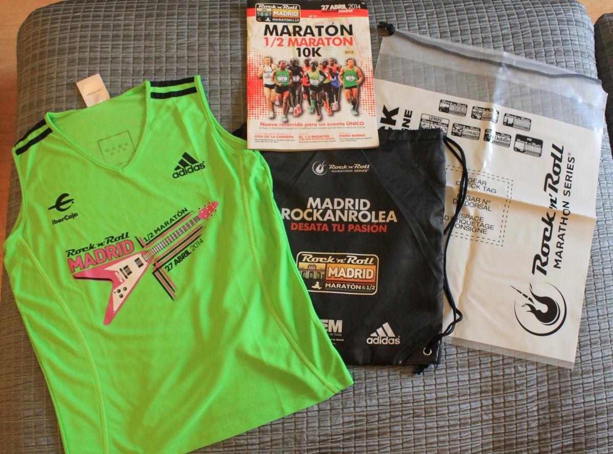 Runner pack