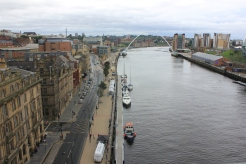 View from Tyne Bridge