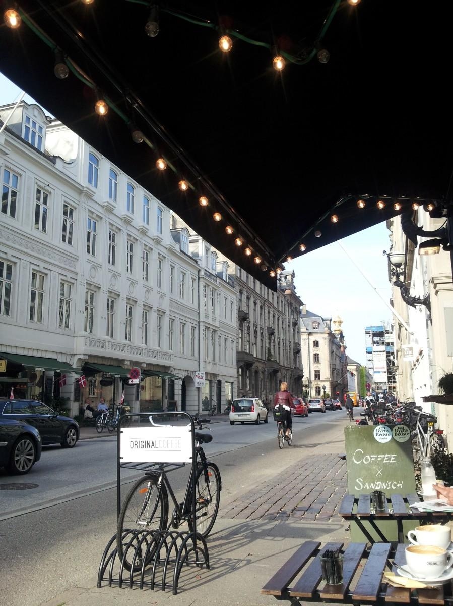 Copenhagen street