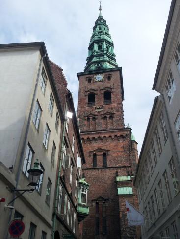 Copenhagen church