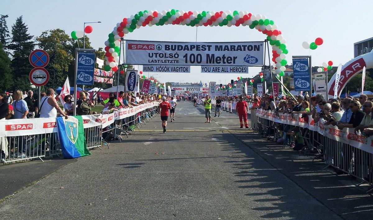 Photo Blog: Budapest Marathon