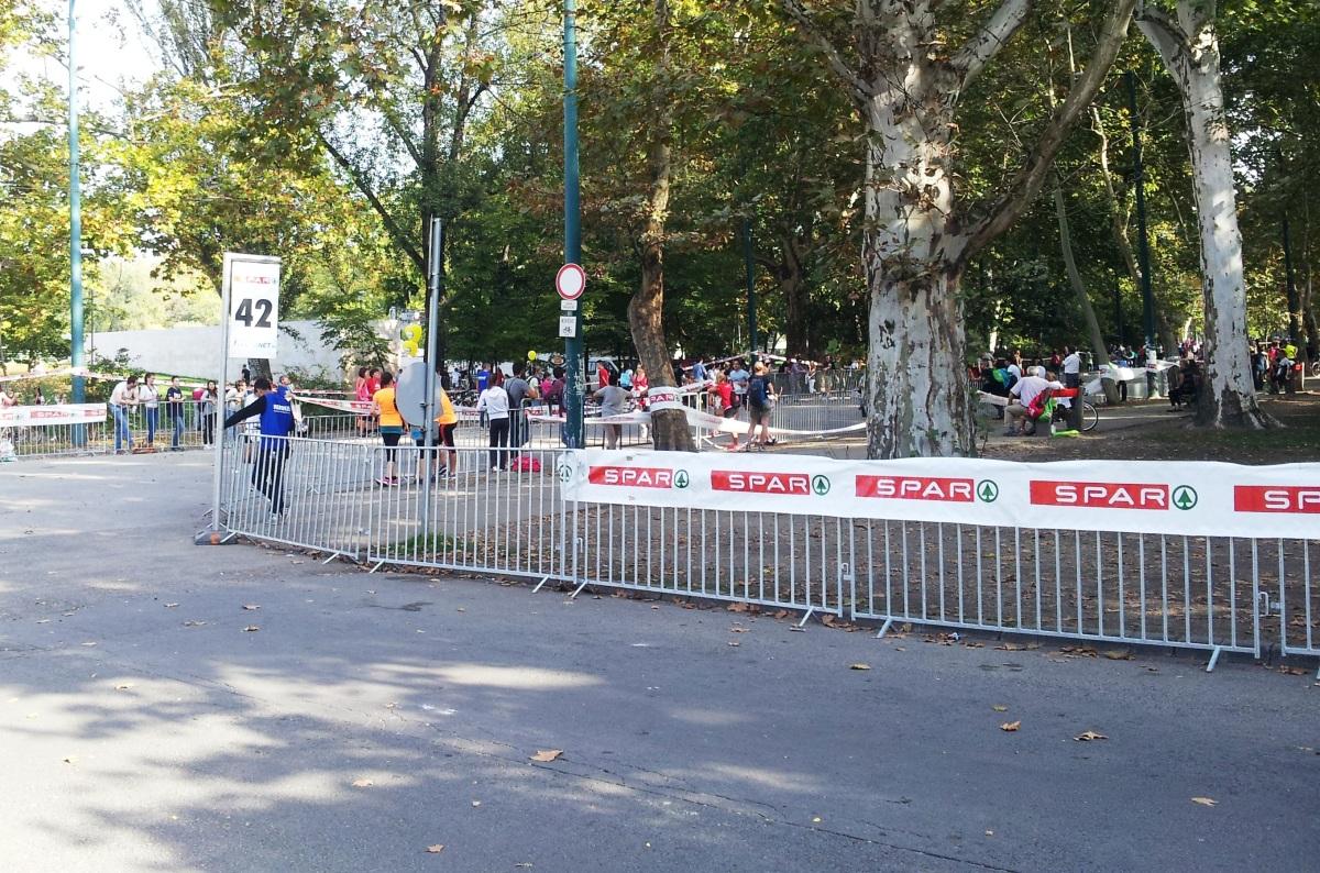 Marathonr runners