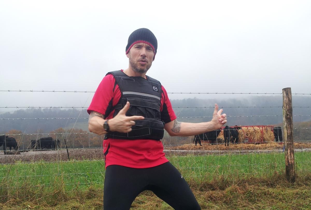 Seville Marathon Training