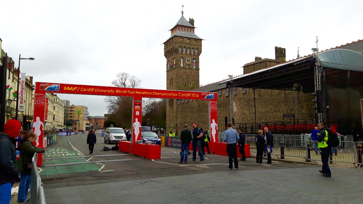 IAAF/Cardiff University World Half Marathon Champs