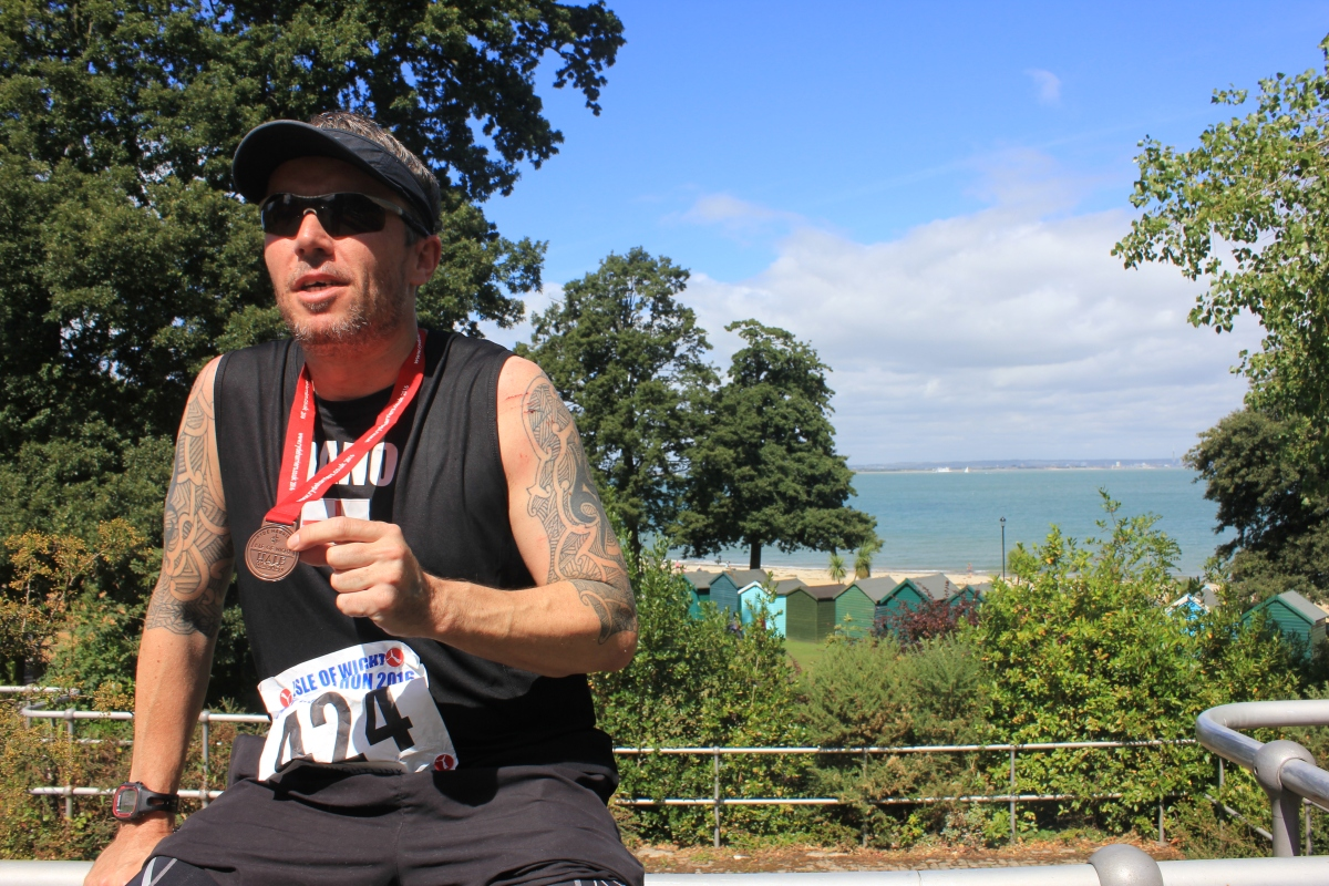 Roving Reporter - Isle of Wight Half Marathon